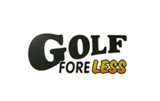 Golf Fore Less Hyannis Logo